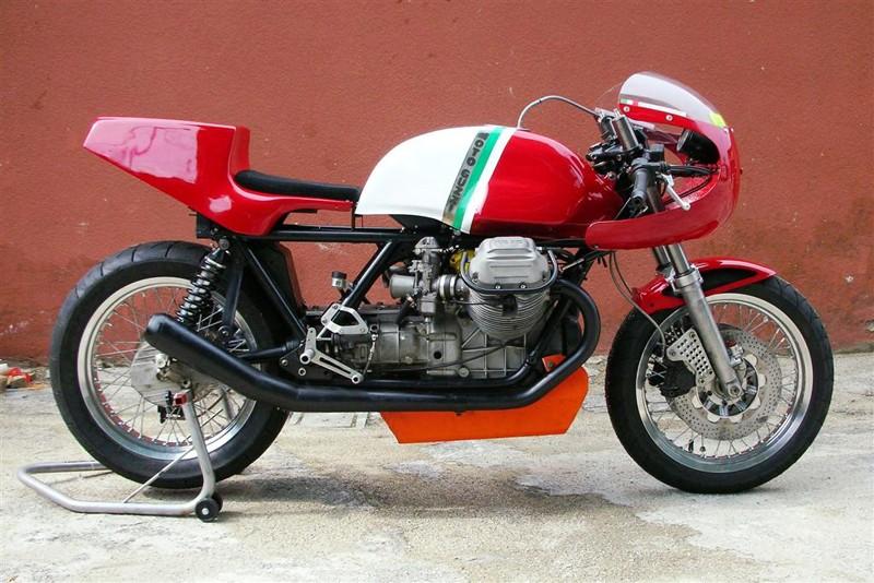 Guzzi... juste l'essentiel des Café Racer - Page 5 Guzzeu10