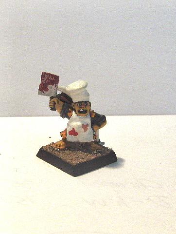 Drakbars Dwarfs Kokki110