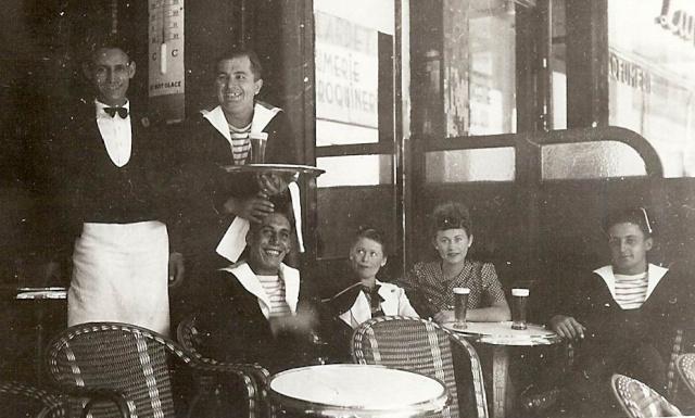 SOUS MARIN LE GLORIEUX EN 1940 Casabl10