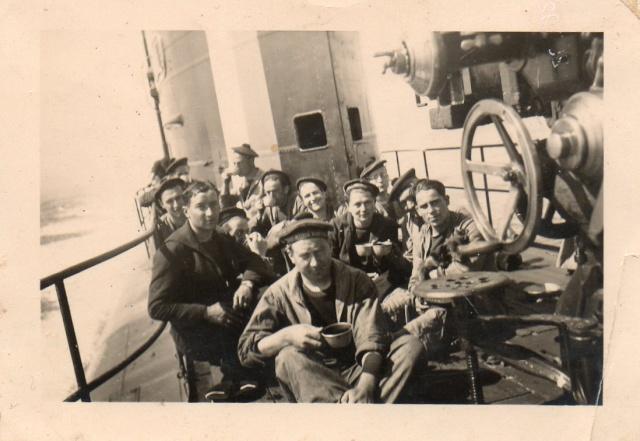 Aréthuse 1938 Port de Toulon Img09811