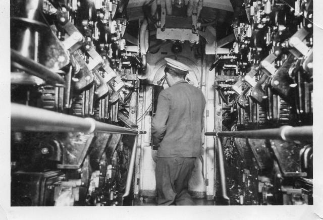A bord du Glorieux en 1939 entre 1938 et avril 1939 Img15610
