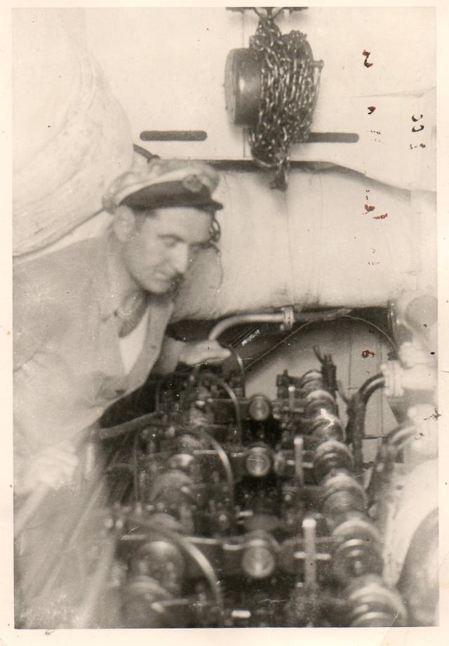 A bord du Glorieux en 1939 entre 1938 et avril 1939 Img15710