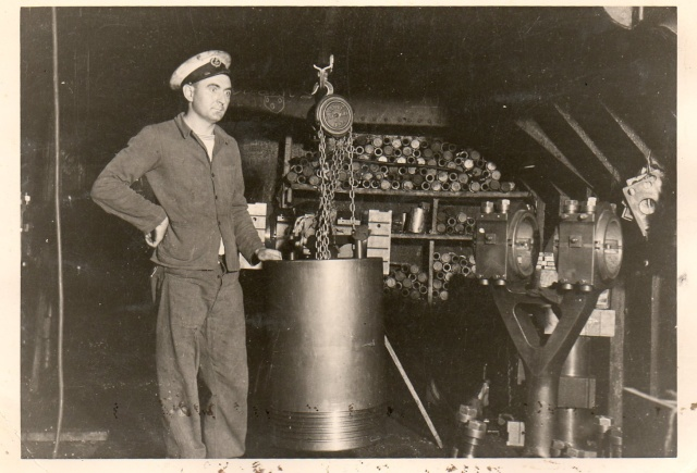 A bord du Glorieux en 1939 entre 1938 et avril 1939 Img15810