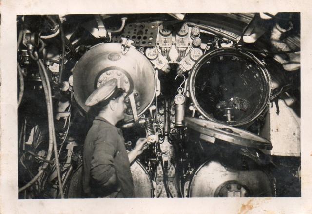 A bord du Glorieux en 1939 entre 1938 et avril 1939 Img16210
