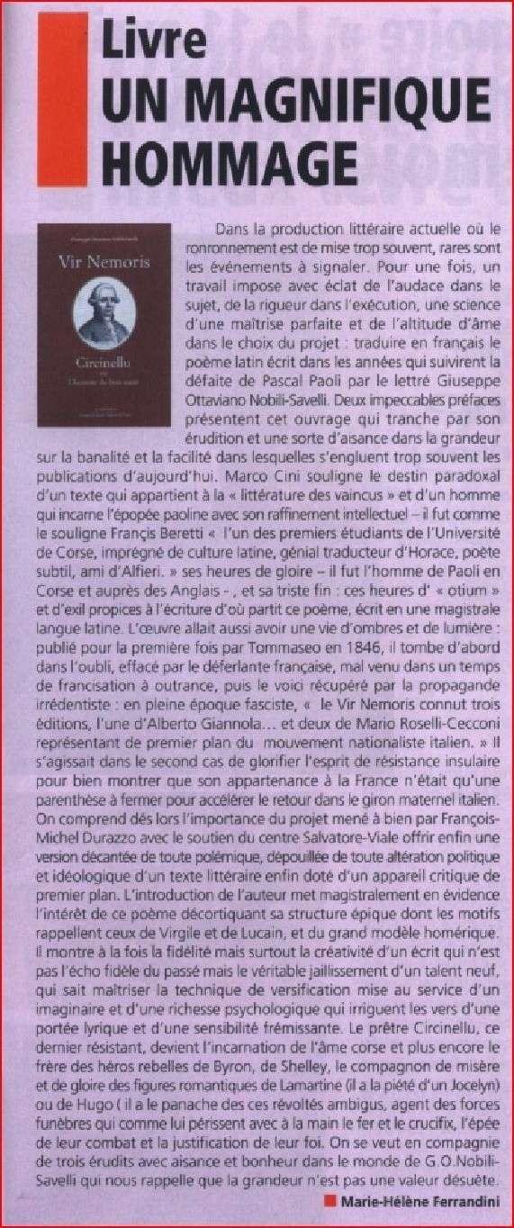 Hommage à François-Michel Durazzo Hommag11