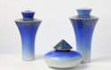 Porcelain vase JN mark - Jeremy Nichols  Captur29