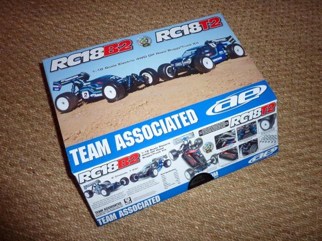 Team Associated  RC18 B2/T2    P1020113