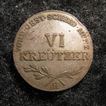 6 Kreuzer 1804 6_kreu10