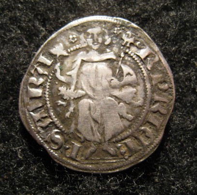 CARLIN ou GROS Gillat de billon pour Raymond IV (1340-1393) Img_0412