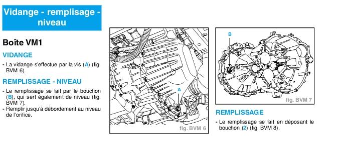 Avis etat support moteur superieur droit. - Page 3 Boite_10