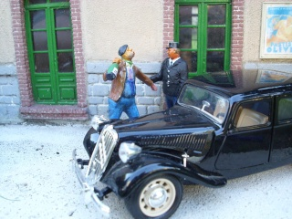 Clive's Second Attempt at a Scratch-Sculpted Figure Gendar12