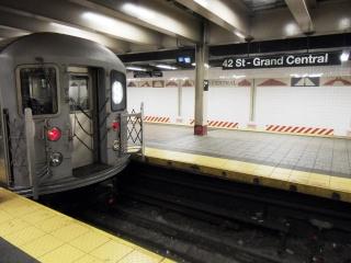 New York subway Ny3310