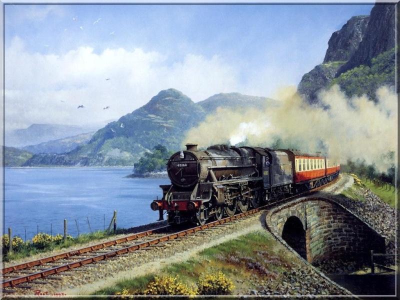 superbes photos de trains Howard11