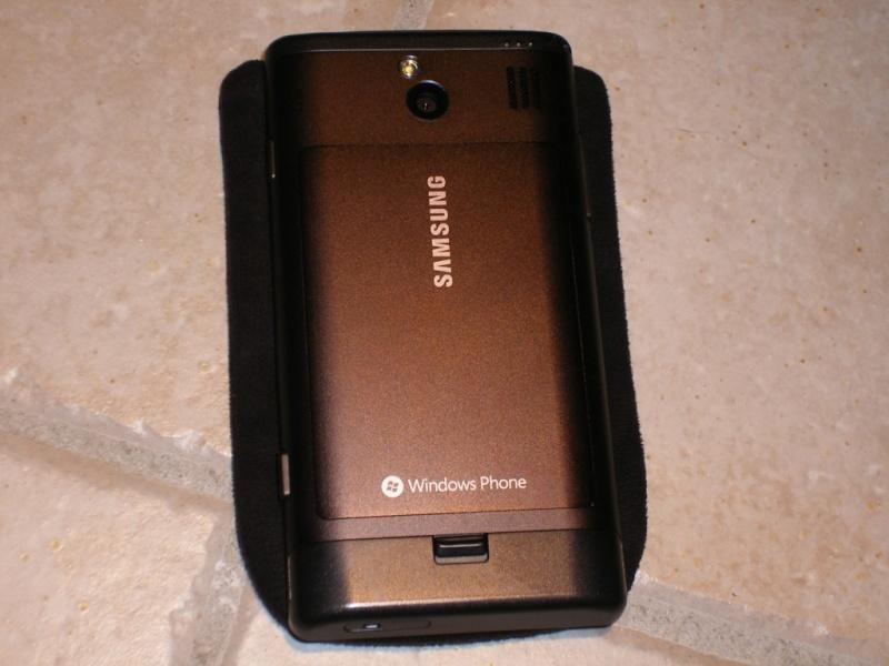 [TEST] Test du Samsung Omnia 7 : Informations et photos ! Dscf1911