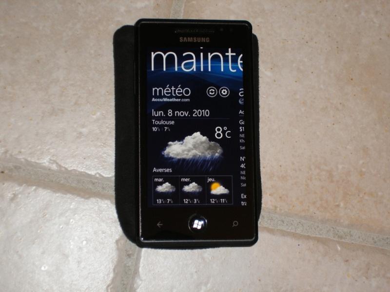 [TEST] Test du Samsung Omnia 7 : Informations et photos ! Dscf1915