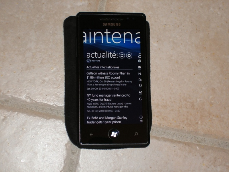 [TEST] Test du Samsung Omnia 7 : Informations et photos ! Dscf1916