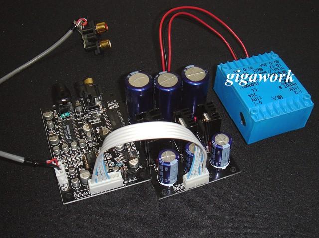 Un DAC per il T-AMP (DAC LAMPUCERA) F610_110