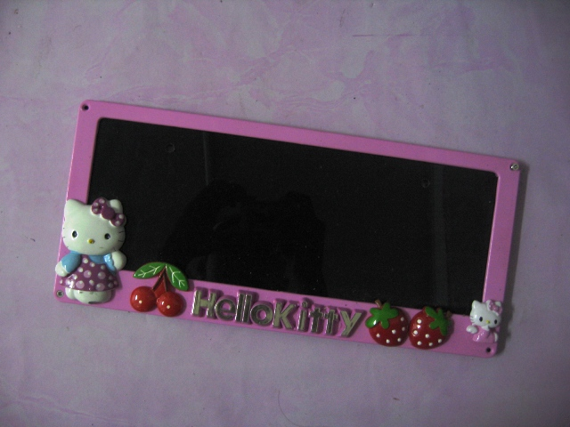 Plate Holder Hello Kitty For Sale!!!!!!!!! Kitty11