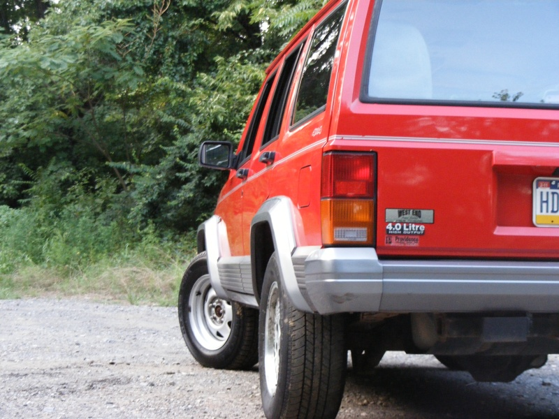My 96 Cherokee build thread. (56K BEWARE!) Dscf2911