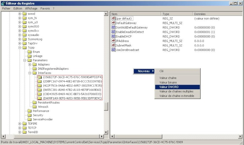 test latence Wowob10