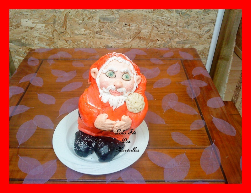 gnome, lutin... 00331