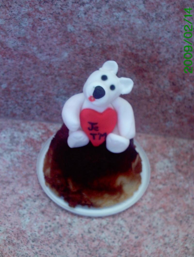 Biscuits, macarons, muffins et cupcakes de Saint Valentin 00810