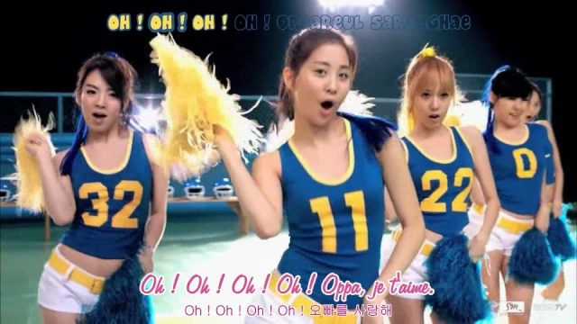 [K-music] Girls' Generation (SNSD) - Oh! Vlcsna10