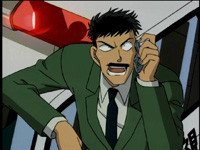 [Detective Conan] Personajes Ginzo10