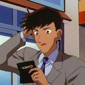 [Detective Conan] Personajes Takagi10