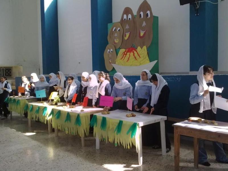 Grade 8 B Potato Festival 1210