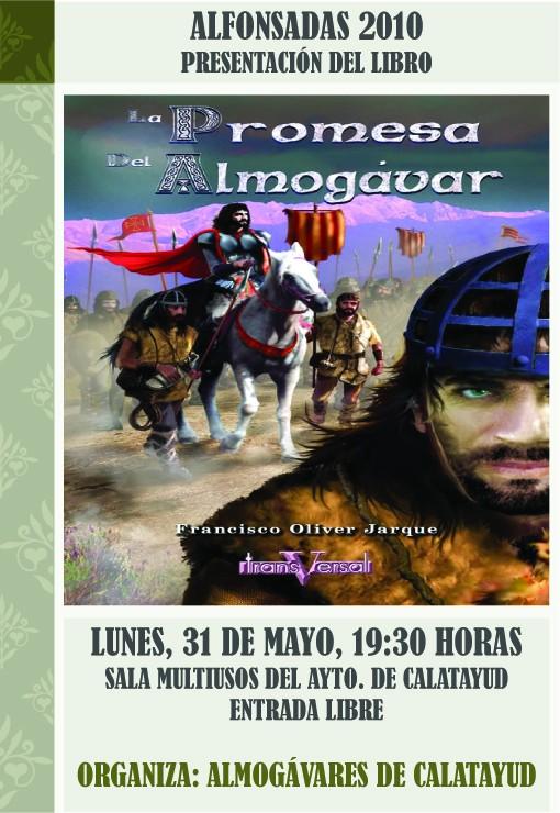 PRESENTACIÓN de la Promesa del Almogávar en Calatayud Alfons10