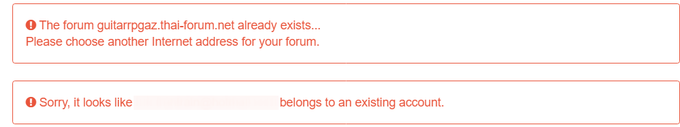 Can't create forum on thai-forum.net B42g3o10