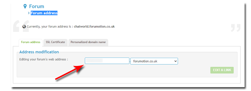 Domain Name Change? Captu368