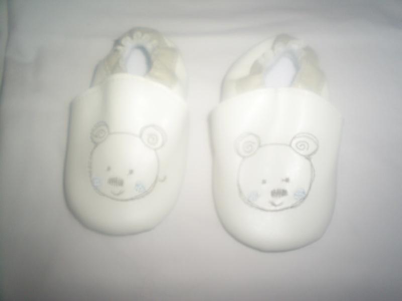 Chaussons bébé 0-6 mois S4021010