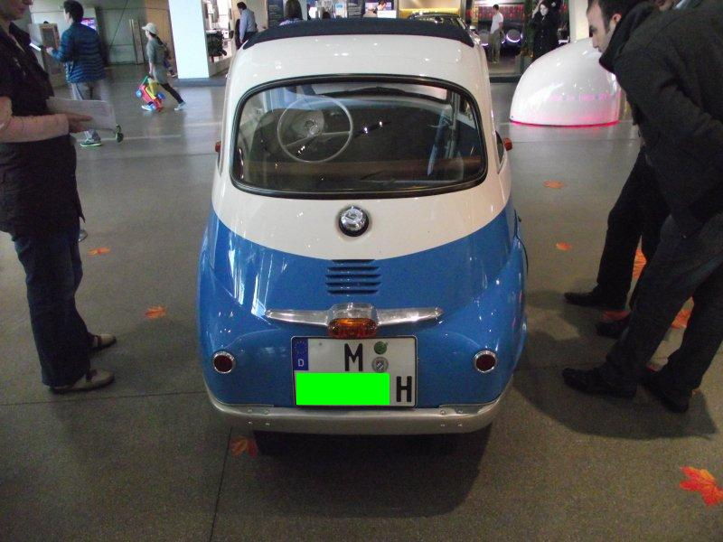 BMW Isetta 250 Export Is110