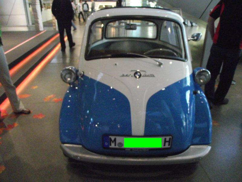 BMW Isetta 250 Export Is210