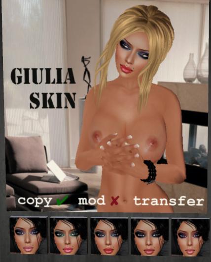 [Femme] Lara Hurley skins Skin_020