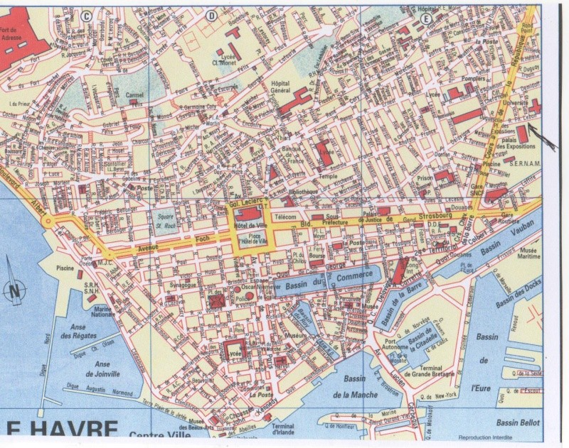 Le Havre - Rue Verte Calend15