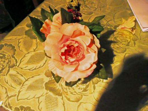 confection d'un bouquet de mariée P1020510