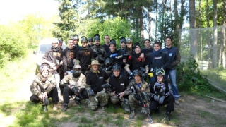 SECTION PAINTBALL