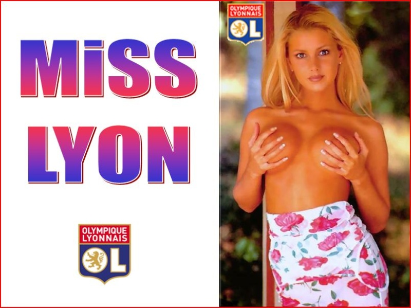 Les plus belles filles SPECIALE LIGUE 1 Lyon10