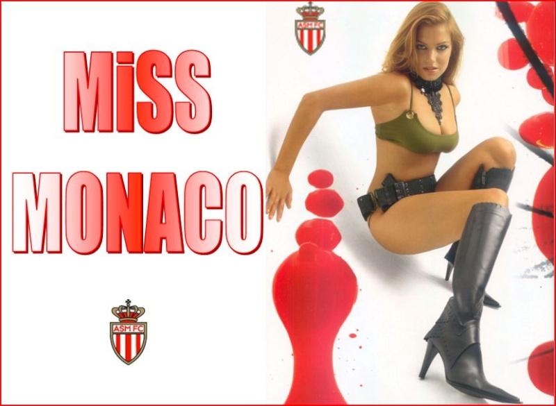 Les plus belles filles SPECIALE LIGUE 1 Monaco10