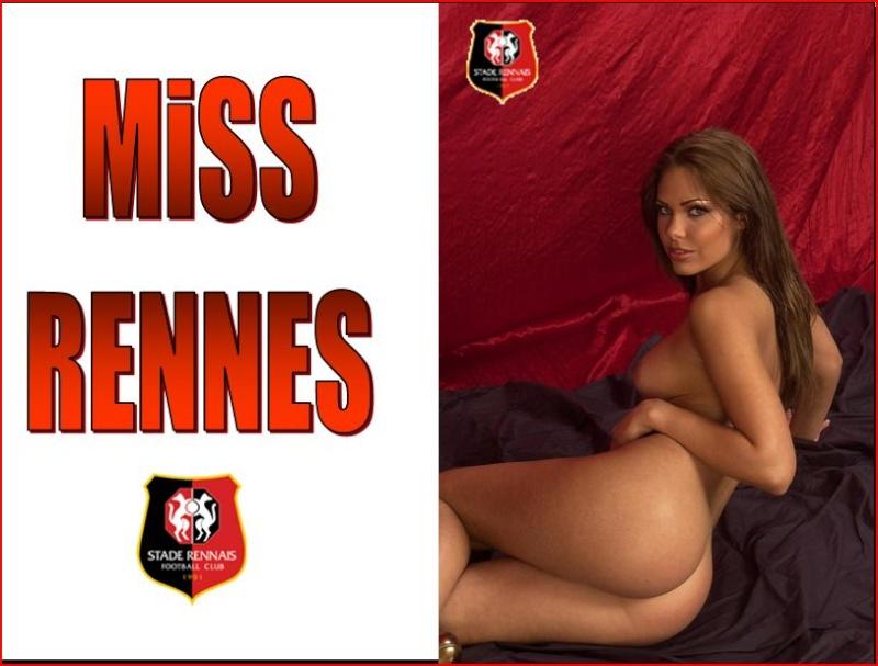 Les plus belles filles SPECIALE LIGUE 1 Rennes10