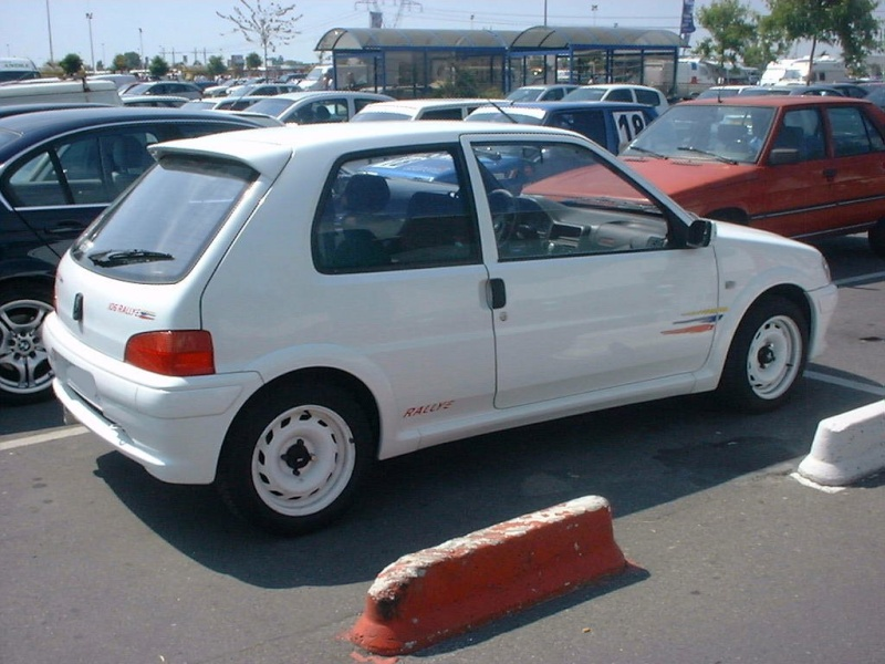 Peugeot 106 Rallye 106ral11