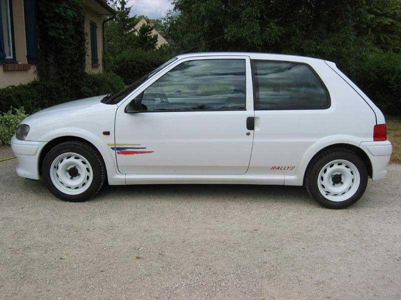 Peugeot 106 Rallye 110