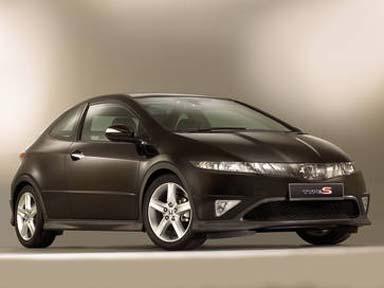 Honda Civic Type S 140