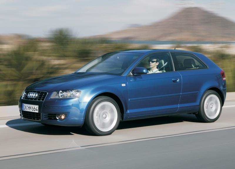 Audi A3 3,2L quattro A332qu10