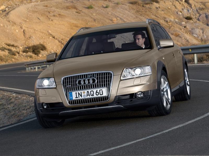 Audi Allroad Quattro 3,0L TDI Allroa10