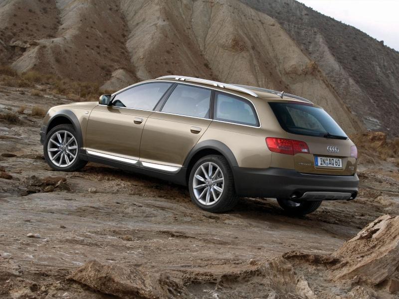 Audi Allroad Quattro 3,0L TDI Allroa11