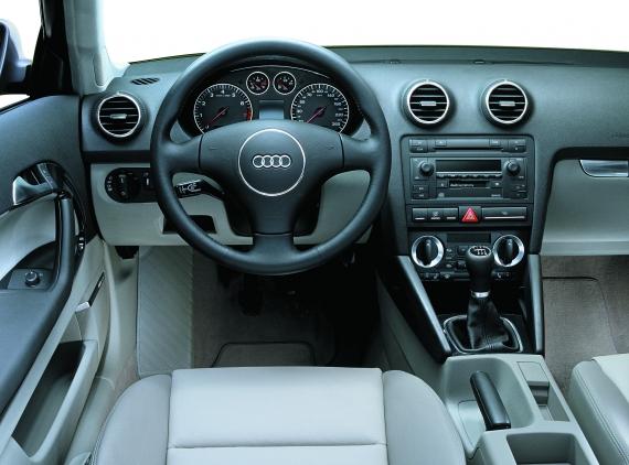 Audi A3 3,2L quattro Site_a10